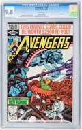 Modern Age (1980-Present):Superhero, The Avengers #199 (Marvel, 1980) CGC NM/MT 9.8 White pages....