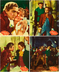"""Anthony Adverse (Warner Brothers, 1936). Jumbo Lobby Card Set of 8 (14"""" X 17""""). ... (Total: 8 Items)"""