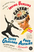"Movie Posters:Musical, Easter Parade (MGM, 1948). One Sheet (27"" X 41"") Style C.. ..."