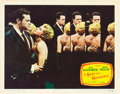 "Movie Posters:Film Noir, The Lady from Shanghai (Columbia, 1947). Lobby Card (11"" X 14"")....."