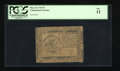 Colonial Notes:Continental Congress Issues, Continental Currency May 10, 1775 $5 PCGS Fine 12....