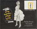 """Movie Posters:Comedy, The Seven Year Itch (20th Century Fox, 1955). Pressbook (Multiple Pages, 14"""" X 18""""). Comedy.. ..."""