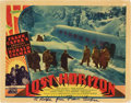 """Movie Posters:Fantasy, Lost Horizon (Columbia, 1937). Autographed Lobby Card (11"""" X 14"""")....."""