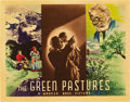 "Movie Posters:Black Films, The Green Pastures (Warner Brothers, 1936). Lobby Card (11"" X 14"").. ..."