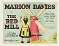 """Movie Posters:Comedy, The Red Mill (MGM, 1927). Title Lobby Card (11"""" X 14"""").. ..."""