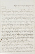 Autographs:Military Figures, Manuscript General Orders No. 30 issued by William Tecumseh ShermanMay 31, 1862. ...