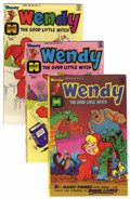 Bronze Age (1970-1979):Cartoon Character, Wendy, the Good Little Witch File Copies Group (Harvey, 1975-76)Condition: Average VF/NM.... (Total: 24 Comic Books)