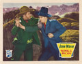 """Movie Posters:Western, King of the Pecos (Republic, 1936). Lobby Card (11"""" X 14"""").. ..."""