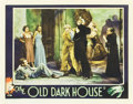 "Movie Posters:Horror, The Old Dark House (Universal, 1932). Lobby Card (11"" X 14"").. ..."