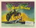 "Movie Posters:Science Fiction, The Wasp Woman (Film Group, 1959). Title Lobby Card (11"" X 14"")....."