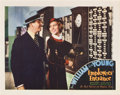 """Movie Posters:Drama, Employees' Entrance (Warner Brothers, 1933). Lobby Card (11"""" X 14"""").. ..."""