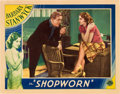 "Movie Posters:Drama, Shopworn (Columbia, 1932). Lobby Card (11"" X 14"").. ..."