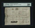 Colonial Notes:Virginia, Virginia July 17, 1775 20s PMG Very Fine 20 NET....