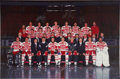 Hockey Collectibles:Photos, 1994 Wayne Gretzky & Friends All-Star Team SignedPhotograph....
