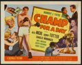 """Movie Posters:Sports, Champ for a Day (Republic, 1953). Lobby Card Set of 8 (11"""" X 14""""). Sports.. ... (Total: 8 Items)"""