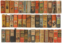 Big Little Book Group (Whitman, 1934-47) Condition: Average GD.... (Total: 43 Items)