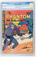 Golden Age (1938-1955):Miscellaneous, Feature Books #57 The Phantom (David McKay, 1949) CGC FN 6.0 Off-white to white pages....