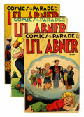 Golden Age (1938-1955):Miscellaneous, Comics On Parade Group (United Features Syndicate, 1944-54).... (Total: 16 Comic Books)
