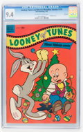 Golden Age (1938-1955):Cartoon Character, Looney Tunes and Merrie Melodies Comics #159 File Copy (Dell, 1955)CGC NM 9.4 Off-white to white pages....