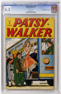 Golden Age (1938-1955):Humor, Patsy Walker #6 Mile High pedigree (Atlas, 1946) CGC FN+ 6.5 Off-white pages....