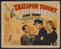 "Movie Posters:Adventure, Sky Patrol (Monogram, 1939). Title Lobby Card (11"" X 14"").Adventure. Starring John Trent, Marjorie Reynolds, MilburnStone,..."