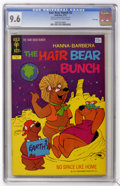 Bronze Age (1970-1979):Cartoon Character, Hair Bear Bunch #2 File Copy (Gold Key, 1972) CGC NM+ 9.6 Off-whiteto white pages....
