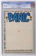 Golden Age (1938-1955):Humor, Panic #6 (EC, 1955) CGC VF- 7.5 Off-white pages....