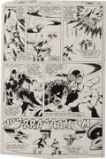 Original Comic Art:Panel Pages, John Byrne and Terry Austin - X-Men #124, page 10 Original Art(Marvel, 1979)....