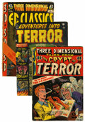 Golden Age (1938-1955):Horror, Assorted Golden and Silver Age Horror Comics Group (VariousPublishers, 1951-70) Condition: Average GD.... (Total: 17 ComicBooks)
