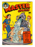 Golden Age (1938-1955):Science Fiction, Master Comics #74 (Fawcett, 1946) Condition: FN-....
