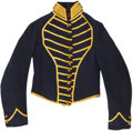 Military & Patriotic:Civil War, Rare and About Mint Regulation Cavalry Musician's Jacket....