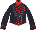 Military & Patriotic:Civil War, Near Mint Light Artillery Musician's Jacket Made at Schuylkill Arsenal....