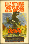"Movie Posters:Science Fiction, Gorgo (MGM, 1961). Poster (40"" X 60""). Science Fiction.. ..."