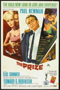 """Movie Posters:Comedy, The Prize (MGM, 1963). One Sheet (27"""" X 41""""). Comedy.. ..."""