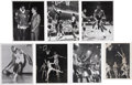Basketball Collectibles:Photos, Bill Russell Photographs Lot of 30. ...