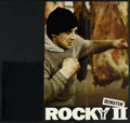 """Movie Posters:Sports, Rocky II (United Artists, 1979). Promotional Fold-Out (22"""" X 31.25"""") Advance. Sports.. ..."""