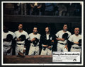 """Movie Posters:Sports, Bang the Drum Slowly (Paramount, 1973). Lobby Cards (4) (11"""" X 14""""). Sports.. ... (Total: 4 Items)"""