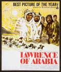 """Movie Posters:War, Lawrence of Arabia (Columbia, 1962). Pressbook (Multiple Pages)(14.5 X 17.5""""). War.. ..."""