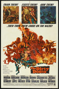 "Movie Posters:War, The Dirty Dozen (MGM, 1967). One Sheet (27"" X 41""). War.. ..."