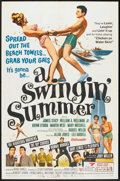 """Movie Posters:Rock and Roll, A Swingin' Summer Lot (United Screen Arts, 1965). One Sheets (3)(27"""" X 41""""). Rock and Roll.. ... (Total: 3 Items)"""
