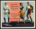 "Movie Posters:Adventure, The Pride and the Passion (United Artists, 1957). Half Sheet (22"" X28"") Style A. Adventure.. ..."
