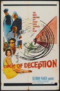 "Movie Posters:War, Circle of Deception (20th Century Fox, 1960). One Sheet (27"" X 41"")and Stills (7) (8"" X 10""). War.. ... (Total: 8 Items)"