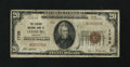 National Bank Notes:Virginia, Leesburg, VA - $20 1929 Ty. 1 The Loudoun NB Ch. # 1738. ...