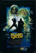 "Movie Posters:Science Fiction, Return of the Jedi (20th Century Fox, R-1997). Special Edition One Sheet (27"" X 40"") DS Advance. Style D. Science Fiction.. ..."