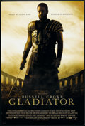 "Movie Posters:Action, Gladiator (DreamWorks, 2000). International One Sheet (27"" X 40"")DS. Action.. ..."