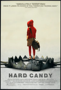 """Hard Candy (Lions Gate, 2005). One Sheets (2) (27"""" X 40"""") SS Style A & B. Thriller. ... (Total: 2 Items)"""