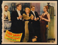 """Movie Posters:Romance, Romance and Riches (Grand National, 1937). Lobby Card (11"""" X 14""""). Romance.. ..."""