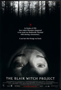 "Movie Posters:Horror, The Blair Witch Project (Artisan, 1999). One Sheet (27"" X 40"") SS. Horror.. ..."