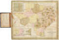 Miscellaneous:Maps, [Samuel Augustus Mitchell] Map of the State of Texas from the Latest Authorities by J. H. Young. Philadelphia: Cowpe...