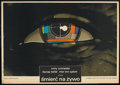 "Movie Posters:Science Fiction, Death Watch (ZRF, 1980). Polish One Sheet (26.5"" X 38""). ScienceFiction.. ..."